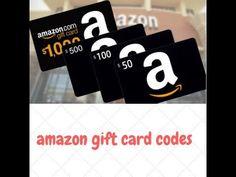 Free Amazon gift card generator 2018 || Free Amazon gift card codes Free Gift Card Generator, Thing 1, Free Gift Cards, Amazon Gifts, Coding, Youtube, Youtubers, Programming, Youtube Movies