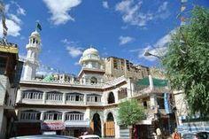 Jama Masjid Things to do in leh ladakh