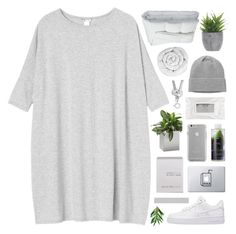 """YOU WOULD WATCH ME"" by feels-like-snow-in-september ❤ liked on Polyvore featuring Jan Kurtz, NIKE, Monki, Lux-Art Silks, Frette, Stila, Brinkhaus, Case-Mate, Ex Voto Paris and Korres"