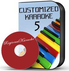 Customized Karaoke Songs:- 5 Customized Karaoke - MP3 Download @ http://bit.ly/20Fly2r