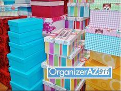 Organized Clutter is Still Clutter