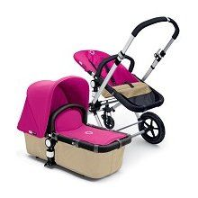 baby Sophia's new Bugaboo Cameleon stroller!