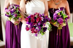Popular Color Choices for Bridesmaids in 2014–Part II | http://www.vponsalewedding.co.uk/popular-color-choices-for-bridesmaids-in-2014-part-ii/