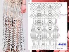 How to Crochet a Little Black Crochet Dress Crochet Skirt Pattern, Crochet Skirts, Crochet Clothes, Crochet Patterns, Black Crochet Dress, Crochet Blouse, Cotton Crochet, Knit Crochet, Hippie Vintage