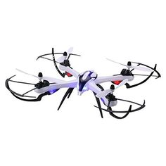 Yizhan Tarantula X6 H16 2.4G 4CH RC Quadcopter Drone Hyper IOC UFO (No Camera) with US Plug (Black) - http://www.midronepro.com/producto/yizhan-tarantula-x6-h16-2-4g-4ch-rc-quadcopter-drone-hyper-ioc-ufo-no-camera-with-us-plug-black/