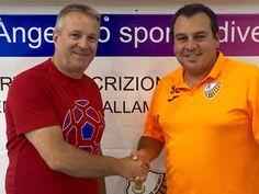 Ernani Savini guiderà la Pharmapiù Sport Città SantAngelo