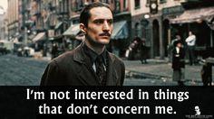 Robert De Niro in The Godfather Part 2 (1974)