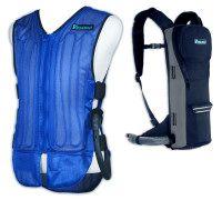 Veskimo Body Cooling Vest + Hydration Backpack Personal Cooling System