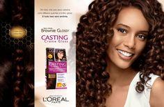 Casting Creme Gloss 415 | Shooting for Casting Creme Gloss Coleção Brownie Glossy from L ...
