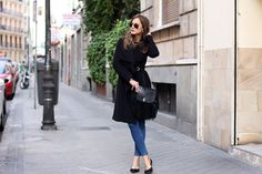 casual friday outfit street style
