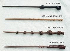 Hermiones wand