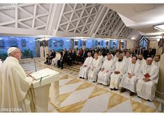 Pope at daily Mass: Draw near   to those who suffer - Vatican Radio