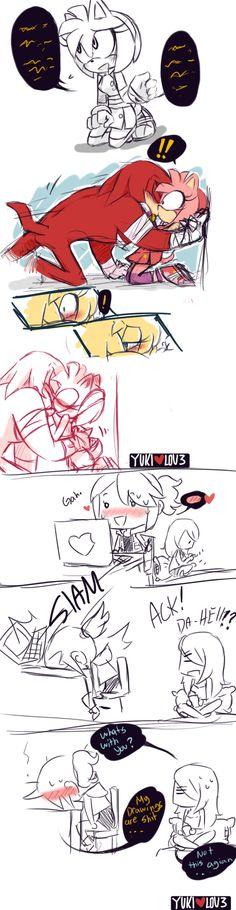 Shut up and kiss me! by kirei-naa.deviantart.com on @DeviantArt