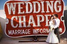 The Boneyard In fabulous Las Vegas - my kinda wedding!