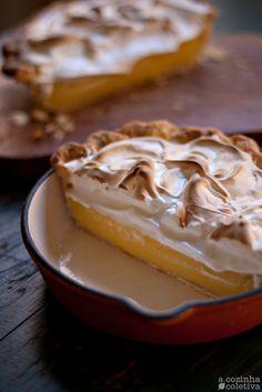 A Cozinha Coletiva: Torta de Limão Cravo e Merengue & Dicas