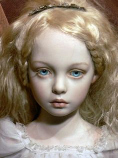 人形の専門店ドルスバラード創作人形作家のご紹介:丸美鈴さん