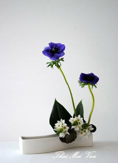 Ikebana by Thai Van Mai