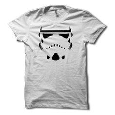 Storm Trooper Star Wars T-Shirt by HG Apparel