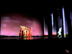 SHADOW LAND Lion King Sinagpore.AVI - YouTube; good moments if Nala can dance