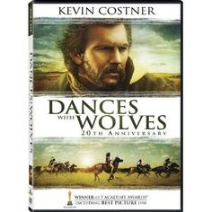 Academy Awards Best Picture 1990: Dances with Wolves   **Other Nominees: Awakenings, Ghost, The Godfather Part III, Goodfellas
