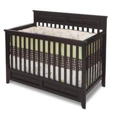 Child Craft Logan Lifetime Convertible Crib