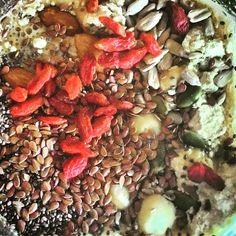 Breakfast Beauty Bowl #Breakfast #beauty #bowl #invigoratedliving