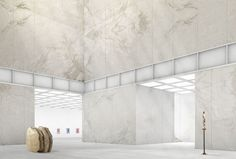 new national gallery-ludwig museum . budapest - David Chipperfield