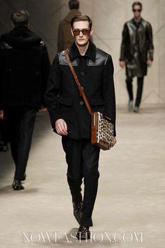 Burberry Prorsum Menswear Fall Winter 2013 Milan