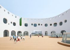 Loop Kindergarten by SAKO Architects