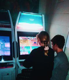 Sam and I kicking ass #relationshipgoals #couplegoals #vsco #couple #couplegaming #gamingcouple