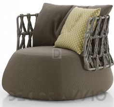 кресло B&B Italia Fat-sofa outdoor