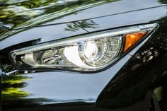 With a buttery and an exterior worthy of awards, the 2014 Infiniti appears to be a knockout. Infiniti Q50, Digital Trends, Hot Cars, Future, Infinite, Future Tense