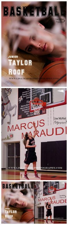Basketball senior picture ideas, #Portraits #Seniorpictures #basketball www.Lisa-Marie-Photography.com
