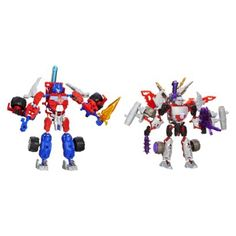 Transformers ConstructaBot Ultimate Bot ((Is♥))