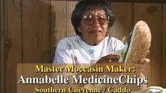 makeing mokisins - YouTube