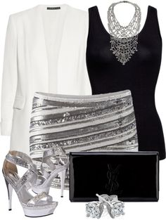 """""""Dazzled in Sequin Contest #1"""" by lifebeautiful on Polyvore"""