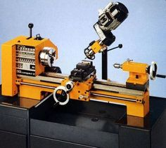 Emco Compact 8 Lathe