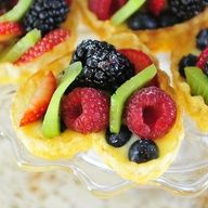 Gluten Free Rosettes and Patty Shells by Simply Gourmet