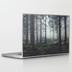 Laptop & iPad Skin featuring Through The Trees by Tordis Kayma