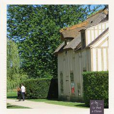 Promenade bucolique dans le parc du château de Chantilly  www.lepiedaletrier-chantilly.com