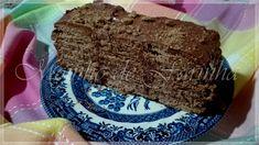Moinho De Farinha: Bolo de bolacha de chocolate