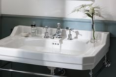 Classic chrome taps are a perfect way of adding luxury style to traditional bathrooms, create the look for less with our Big Bathroom Brands Sale! http://www.ukbathroombrands.co.uk/?utm_source=itwr&utm_campaign=BB%20Sale%2016&utm_medium=pinterest