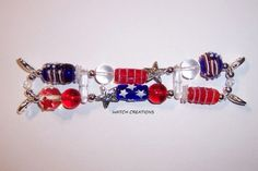Red White & Blue-