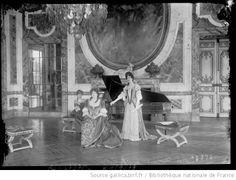 Fête écossaise à Versailles, 8-9 juillet 1916