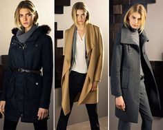 Massimo Dutti October 2013 Lookbook   Fashion Trends, Makeup Tutorials, Hairstyles and Style Secrets