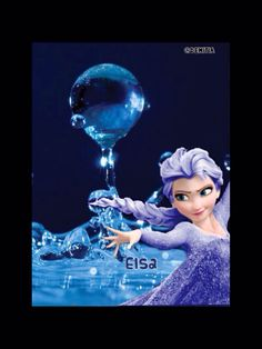 Water elsa. New name is Melody
