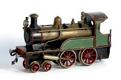 Old train toy by Giacomo Salizzoni, via Flickr