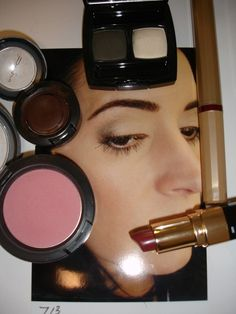 Paget Brewster and Bobbi Brown Creamy Lip Color