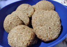 Υγιεινά Μπισκότα (Μπισκότα Βρώμης, Healthy Cookies) συνταγή από Koale - Cookpad Krispie Treats, Rice Krispies, Healthy Cookies, Oreo, Dairy Free, Desserts, Food, Tailgate Desserts, Deserts