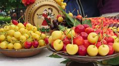 The Cherry Holiday in Bulgaria.